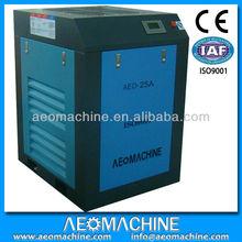 18.5KW compresor de aire para la tecnología de superficie