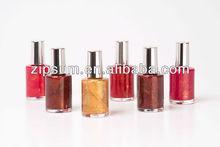 el maquillaje de moda esmalte de uñas uñas de barniz de uñas de color