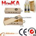 cajones de madera para botellas de vino