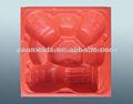 2013 el nuevo estilo de plástico al vacío de la piscina de natación del molde para el balneario