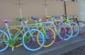 mejor fábrica de China hizo una sola velocidad en bicicleta engranaje fijo MS-FRB-05
