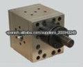 Bomba de engranajes de medición de alta presión para la extrusión de plásticos