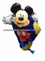 Mickey e Minnie decorações da festa de aniversário balão de alumínio