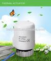 ac110v 24v 220v chauffage thermique actionneur de vanne