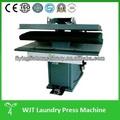 la ropa de la máquina de prensa de lavandería