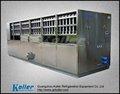 grande capacidade da máquina do cubo de gelo para fábrica de gelo