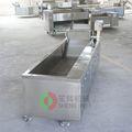 Hermoso y práctico de pepino industrial de la máquina de limpieza qx-32