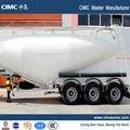 cimc directorio de la fábrica de tipo v de cemento a granel remolque cisterna para la venta