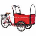 Pedal da bicicleta de carga/pedal de triciclo de carga