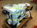 Cummins motores marinos 6cta8.3 - m, 220-300hp/2200 rpm marinos cummins motor diesel para el barco de pesca