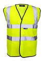 chaqueta reflectante de seguridad