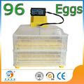 El mejor precio buena calidad incubadora de huevos para la venta la marca CE