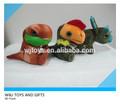 Personalizado dinossauro animal brinquedos de pelúcia& dinossauro de pelúcia