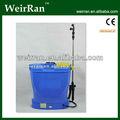 (2003X) 16L portátil plástico pesticida batería de mochila operado pulverizador