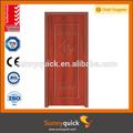 madeira da porta interior da madeira sólida/mdf porta interior