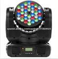 36pcs * 3w LED RGBW cabeza móvil/ Efectos de luz LED