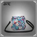 la última nueva moda de mujer flor bolsos bolsos de mano