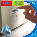 adhesivo soluble en agua para la etiqueta