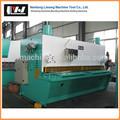 Qc11y hidráulica máquina de corte, máquina de corte, perfil de aluminio de la máquina de corte