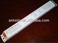 220v/110-120v/127v/277v pf 0.99 0.97,2x39w t5 balasto electrónico