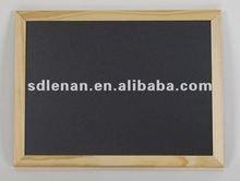 marco de madera para pizarras de tiza utilizados