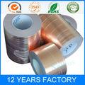 eletricamente condutivo adesivo fita folha de cobre