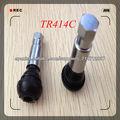 Válvula del neumático de fábrica directo tallo tr414c / vástagos de válvula / vástago de la válvula del neumático