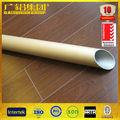 aleación 6061 color diferente de tubo de aluminio