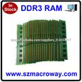 Compatible todas las placas de memoria Ram DDR3 equipo para el escritorio con probada completamente