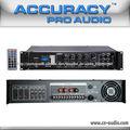 sistema de endereço público amplificador com rádio fm st2120