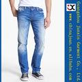 moda 2013 lavar jeans de marca de jeans casual masculino (JXL21967)