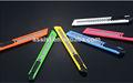 ayudar a la fábrica de hecho en china sk4 material fácil de cortar de plástico mini 9mm cuchillo eléctrico