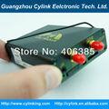 Sistema de seguimiento GPS para coche con la alarma del coche / Anti-robo / combustible monitor / funciones de la cámara