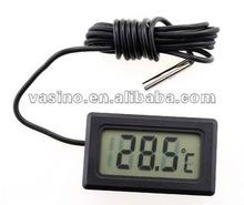 digital termómetro de montaje