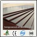 china de alta calidad y precio barato película hizo frente a la madera contrachapada
