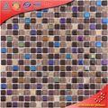 HK66 Color cristal pared azulejo Home Depot piedra efecto mosaico de azulejos