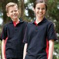 diseño de uniforme de la escuela