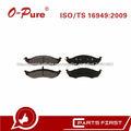 Pastillas De Freno Baratos 41060-0B025 De China Fábrica Proveedor Para Nissan Quest