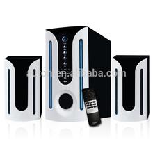 Super tecnología marca altavoz usb con/sd lector de tarjetas para el reproductor multimedia