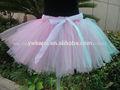 nuevo diseño de niños tutu falda suave y esponjosa tutu falda para las niñas