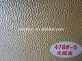 el precio de fábrica nueva de pvc de cuero sintético de la materia prima