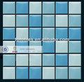 china fabricante com azul e branco mosaico cerâmico azulejo
