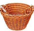 gran cesta de mimbre