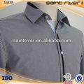 1683s italiana para hombre de moda de diseño de la camisa militar