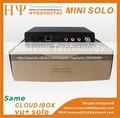 Cloud- ibox de satélite receptor mini en solitario