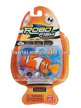Hot vente automatique nager, robo lumières. poisson avec shinning