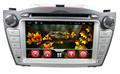 Radio de auto para hyundai ix35 con android 4.2 capactive pantalla, gps, bt, ridio, fuction