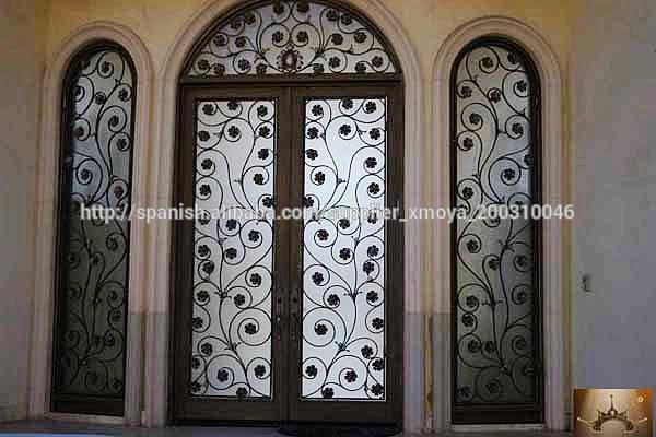 Modelos de puertas de hierro auto design tech - Puertas hierro forjado ...