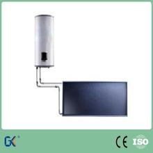 Calentador de agua solar de placa plana balcón presión 80L