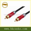 de alta calidad rca a rca cable de audio estéreo